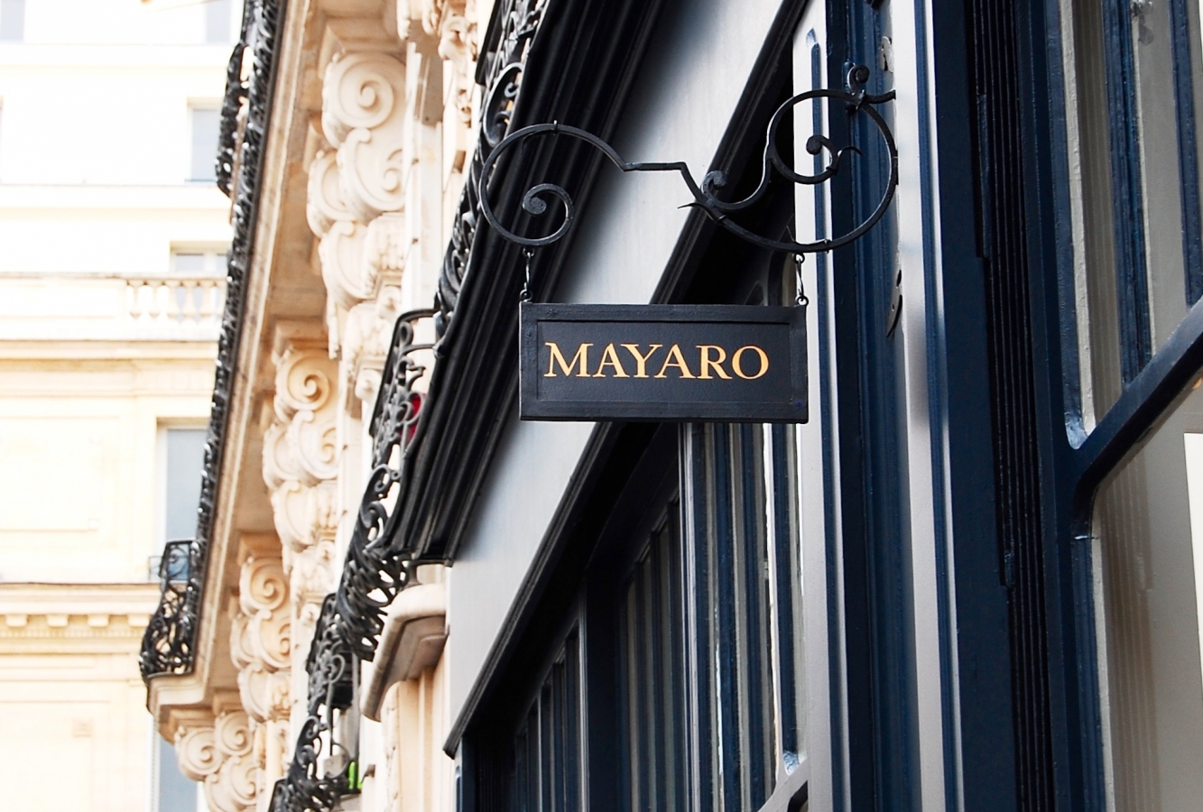 Les vélos de luxe de la Maison Tamboite Paris chez Mayaro